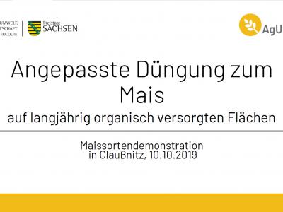 Claußnitz 10.10.2019