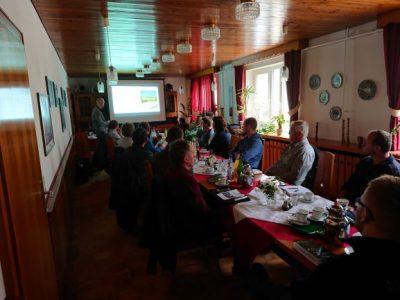 Nachlese der Workshops in Skäßchen und Barmenitz